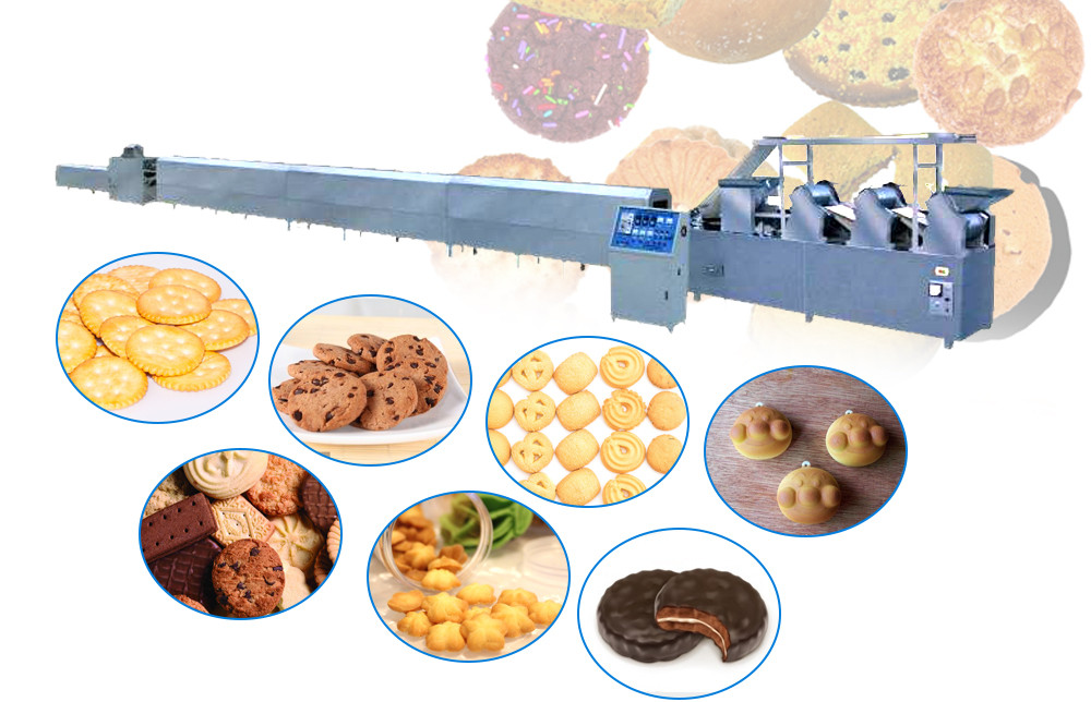 Fully Automatic biscuit making machine price