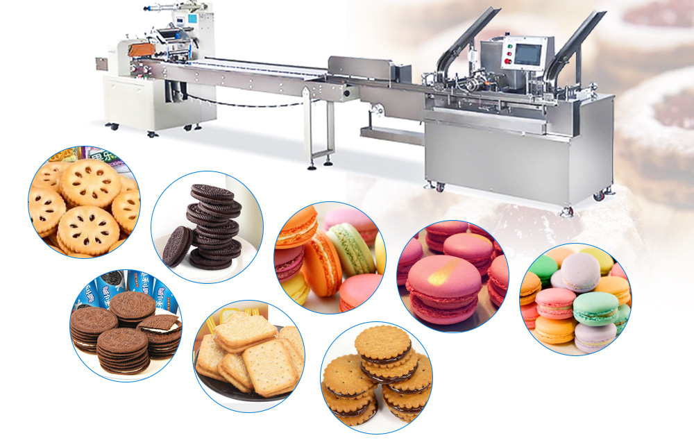 Biscuit Sandwiching Machine price