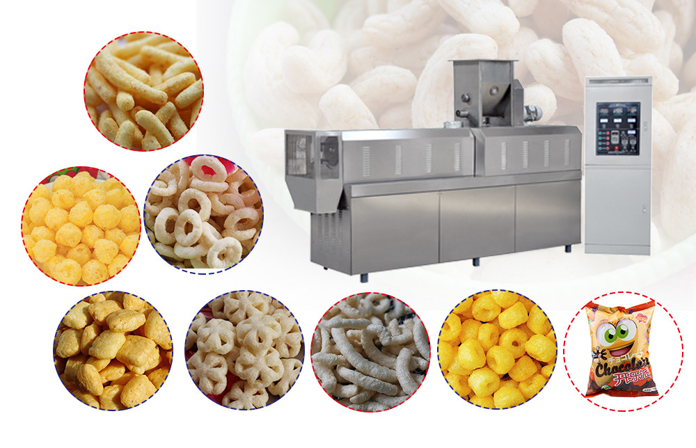 snack making machine price
