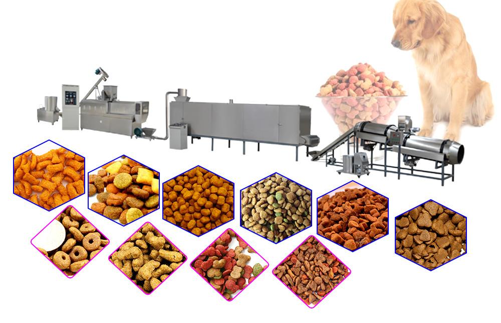 Pet Food Production Line plant price