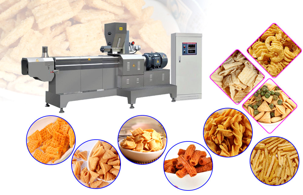 fried dough snack machine