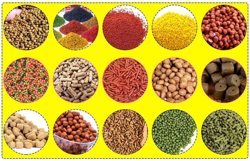 fish feed manufacturers