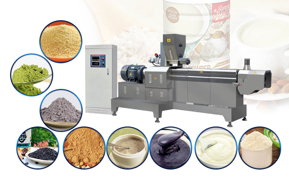 NUTRITIONAL BABY FOOD MAKING MACHINERY PRICE