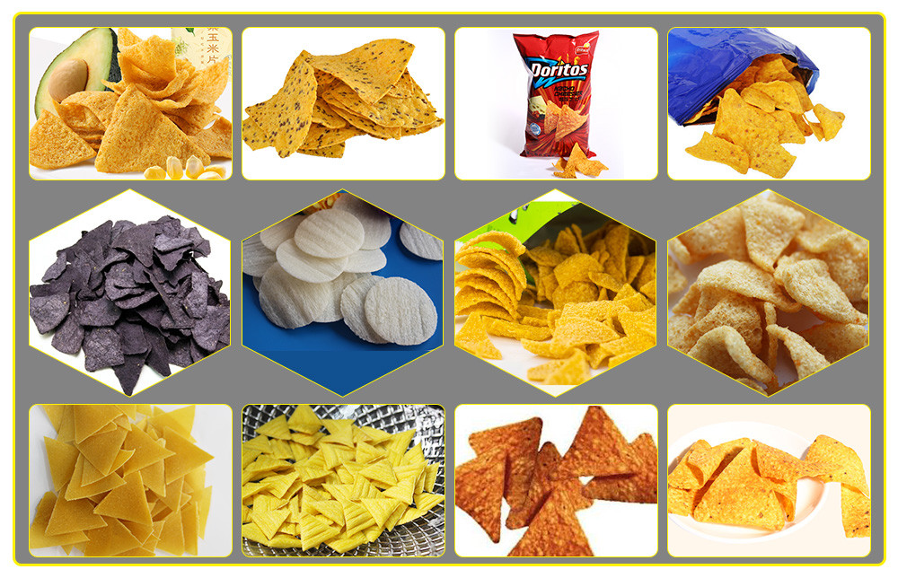 corn chips production line for sales